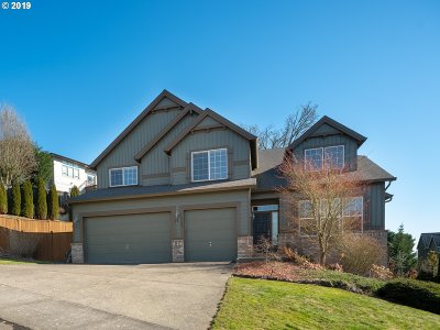 Camas Single Family Home For Sale: 3108 NW 9th Ave
