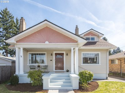 Single Family Home For Sale: 7016 N Boston Ave