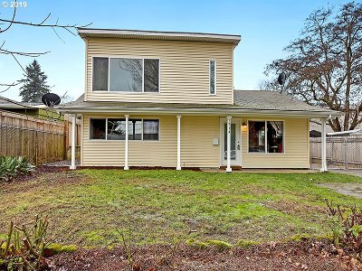 Single Family Home For Sale: 7714 N Bank St
