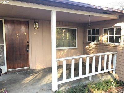 Aloha Single Family Home For Sale: 3270 SW 178th Ave