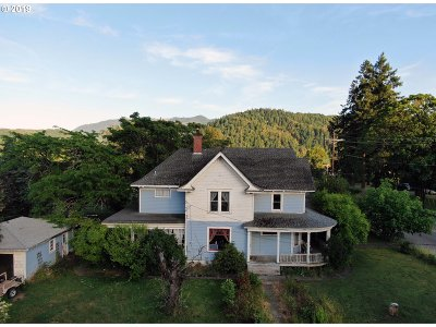 Riddle Single Family Home For Sale: 221 Main St