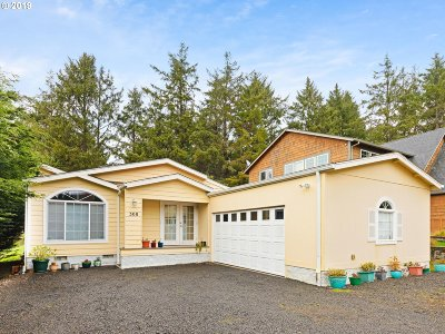 Cannon Beach Single Family Home For Sale: 308 Elk Run Ave