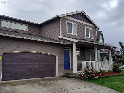 Forest Grove Single Family Home For Sale: 1574 Snapdragon Ln
