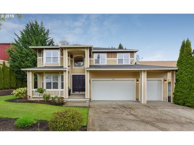 Tigard Single Family Home For Sale: 12079 SW Whistlers Loop