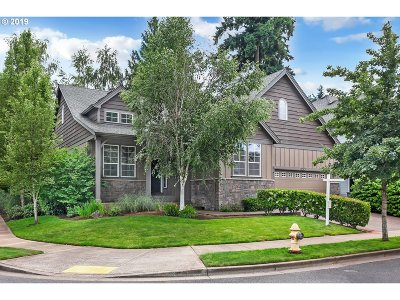 Tigard Single Family Home For Sale: 8036 SW Leiser Ln