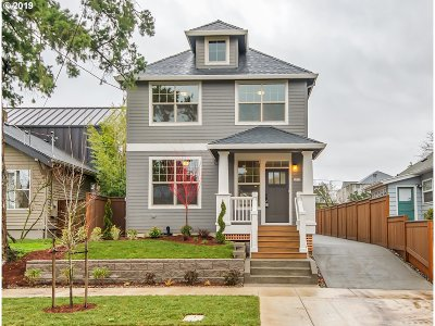 Single Family Home For Sale: 2712 N Terry St
