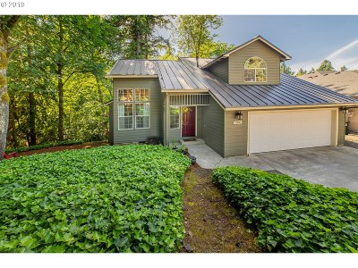 Milwaukie Single Family Home For Sale: 15601 SE River Rd