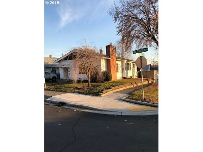 Pendleton Single Family Home For Sale: 1114 NW Carden