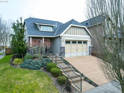 Newberg Single Family Home For Sale: 2214 Heritage Way