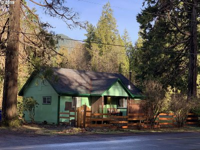 Single Family Home For Sale: 56301 McKenzie Hwy