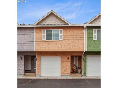 Oregon City, Beavercreek, Molalla, Mulino Condo/Townhouse For Sale: 437 Harris Ln