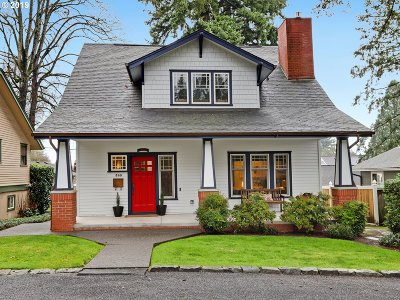 Lake Oswego Single Family Home For Sale: 589 7th St