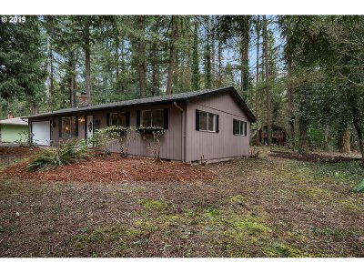 Eagle Creek Single Family Home Bumpable Buyer: 28750 SE Woods Rd