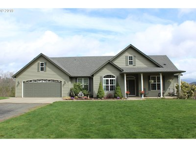 Battle Ground Single Family Home For Sale: 28217 NE Berry Rd