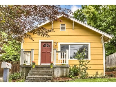Portland Single Family Home For Sale: 864 N Baldwin St