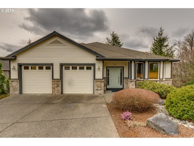 Portland Single Family Home For Sale: 4047 NW Riggs Dr