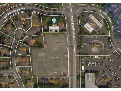 Beaverton Residential Lots & Land For Sale: 1175 NW 158th Ave