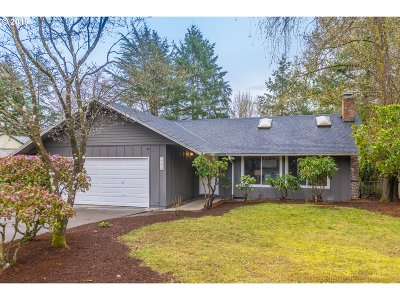 Portland Single Family Home For Sale: 5504 SW Seymour Ct