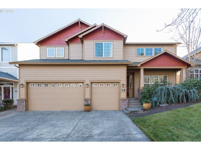 Beaverton Single Family Home For Sale: 16048 SW Snowy Owl Ln