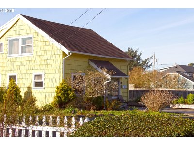 Cannon Beach Commercial For Sale: 988 S Hemlock St