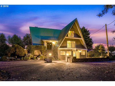 Ridgefield Single Family Home For Sale: 309 NE 179th St