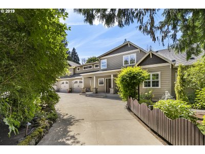 Single Family Home For Sale: 7621 SE Barbara Welch Rd