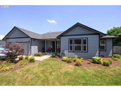 Salem Single Family Home For Sale: 2878 Brooks Ave NE