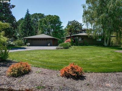 Albany Single Family Home Pending: 230 NW Country Club Ln
