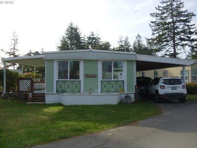 Coos Bay Single Family Home For Sale: 465 Shorepines Ave
