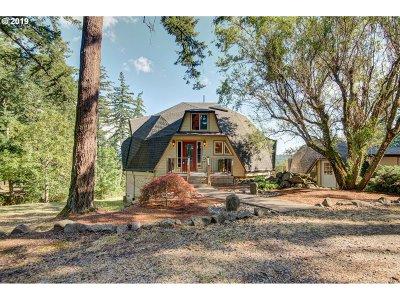 Oregon City, Beavercreek, Molalla, Mulino Single Family Home For Sale: 16844 S Beckman Rd