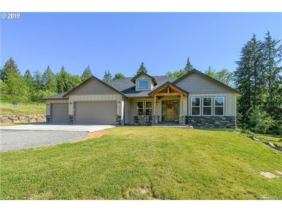 Cowlitz County Single Family Home For Sale: 147 Winterbrook Dr