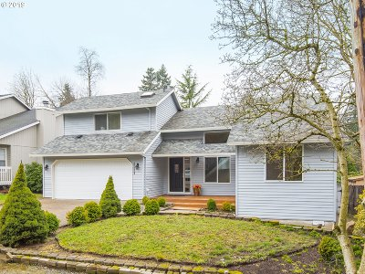 Tigard Single Family Home For Sale: 14551 SW 81st Ave