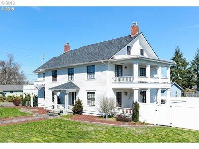 Junction City, Harrisburg Single Family Home For Sale: 290 N 7th St