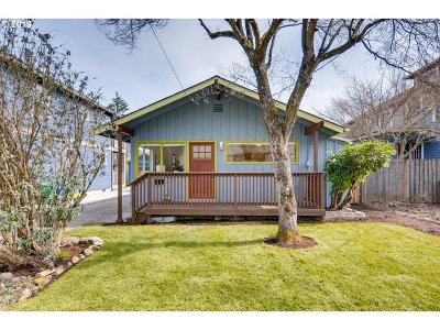 Single Family Home For Sale: 5324 NE 27th Ave