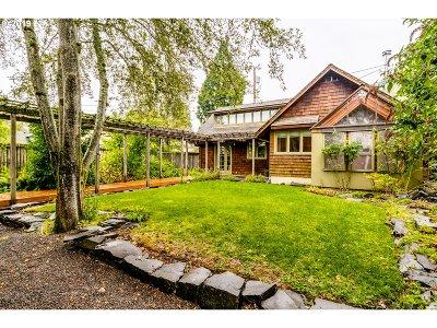 Eugene Single Family Home For Sale: 741 E 20th Ave