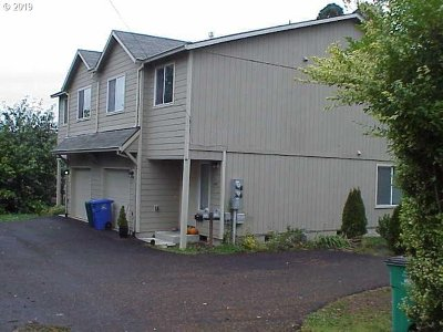 Multi Family Home For Sale: 4408 NE 52nd Ave