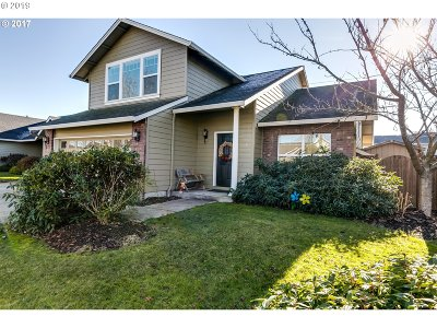 Eugene Single Family Home For Sale: 186 Mackin Ave