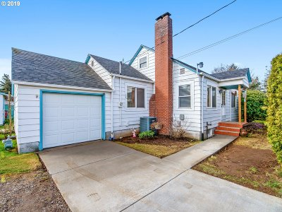Portland Single Family Home For Sale: 6410 SE Mitchell St