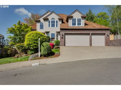 Tigard Single Family Home For Sale: 15395 SW Mazama Pl