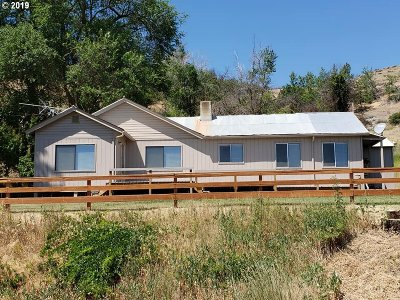 Baker County Single Family Home For Sale: 42886 Old Foothill Rd