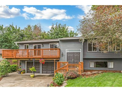 Gresham Single Family Home For Sale: 1819 SW 20th Ct