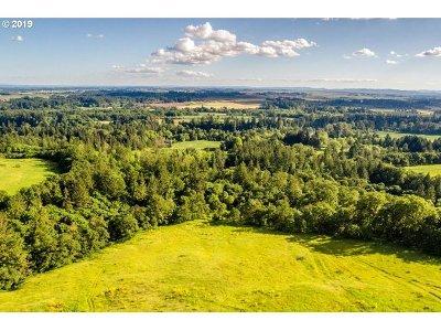 Newberg, Dundee, Lafayette Farm & Ranch For Sale: 34175 NE Wilsonville Rd