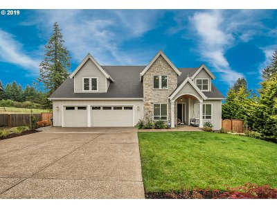 Lake Oswego, West Linn Single Family Home For Sale: 830 Marylhurst Dr