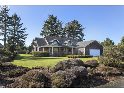 Gearhart Single Family Home For Sale: 3068 Pine Ct