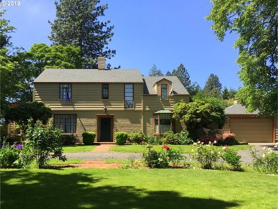 Beaverton Single Family Home For Sale: 2545 SW 187th Ave