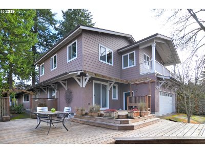 Eugene Single Family Home For Sale: 1960 Charnelton St