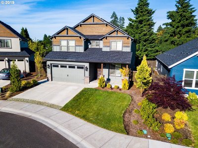 Vancouver Single Family Home For Sale: 11805 NW 19th Ave