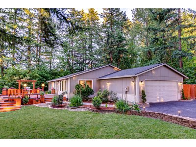 Oregon City Single Family Home For Sale: 19018 S Sprague Ln