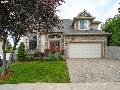 Portland Single Family Home For Sale: 14147 SE Harney St