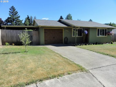 Cottage Grove, Creswell Single Family Home For Sale: 1435 W Harrison Ave